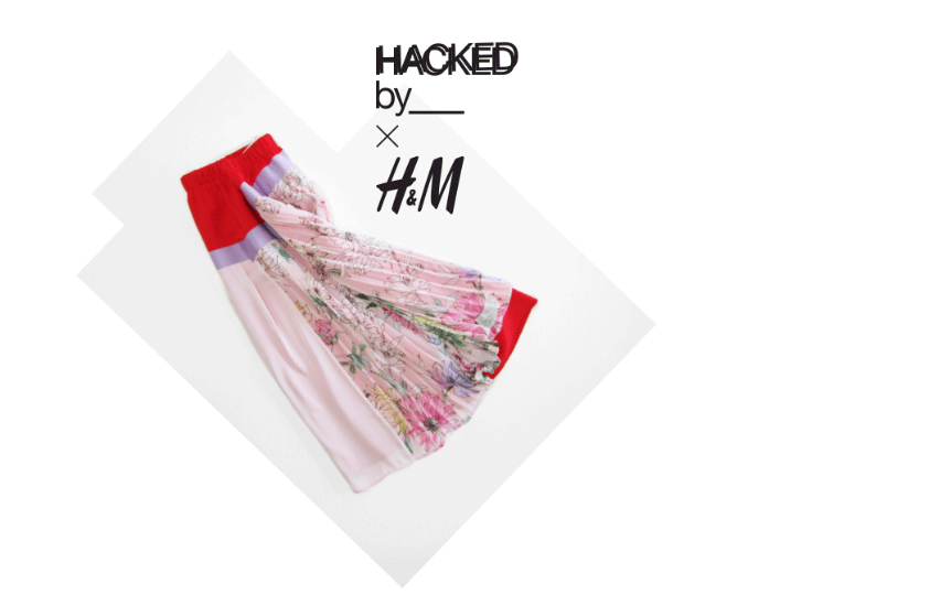 HACKED by_ tovert restpartijen H&M om in nieuwe collectie