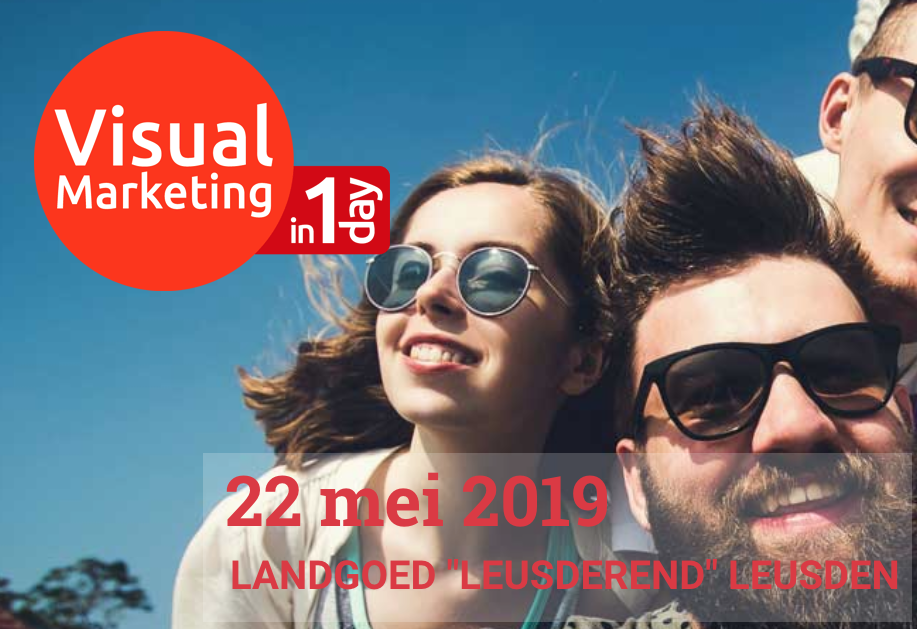 Visual Marketing in 1 day over Instagram, Pinterest en Snapchat
