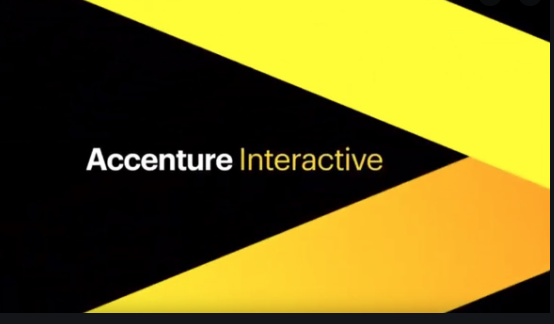 Wisseling in management Accenture Interactive