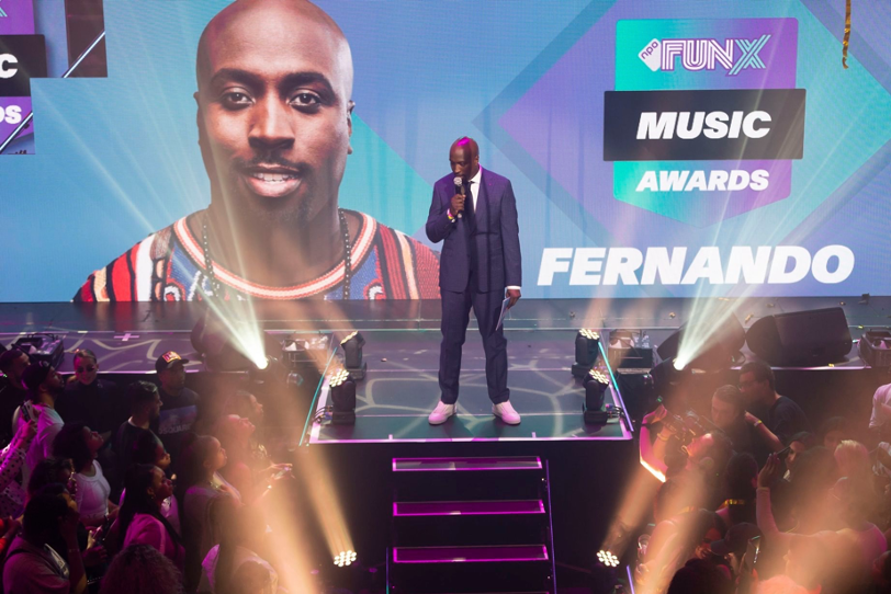 FunX Music Awards verplaatst naar 16 september